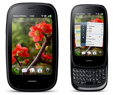 Nowy smartfon HP Pre 2 z WebOS-em :: testy